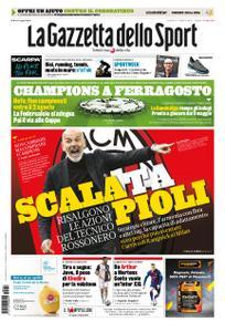 La Gazzetta dello Sport Sicilia – 24 aprile 2020