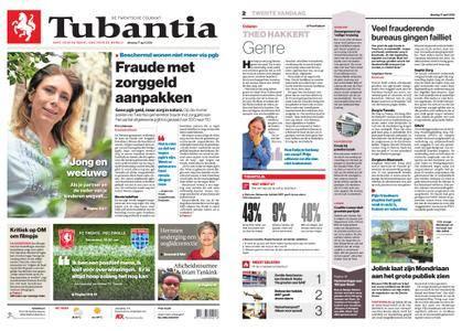 Tubantia - Enschede – 17 april 2018
