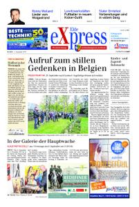 Elde Express - 04. September 2019