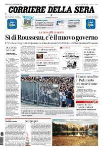 Corriere della Sera – 04 settembre 2019