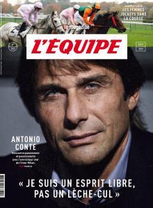 L'Equipe Magazine - 23 Novembre 2019