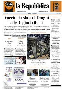 la Repubblica - 13 Aprile 2021