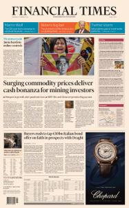 Financial Times Middle East - February 17, 2021