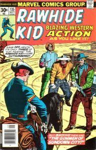 Rawhide Kid v1 135 1976