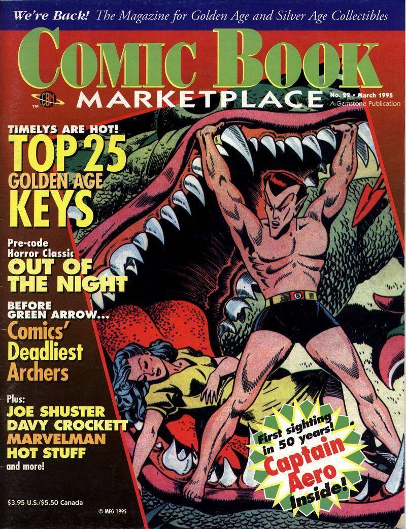 Comic Book Marketplace 022 1995