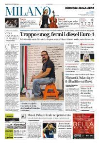 Corriere della Sera Milano – 23 ottobre 2018