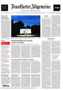 Frankfurter Allgemeine Zeitung F.A.Z. - 23. März 2018