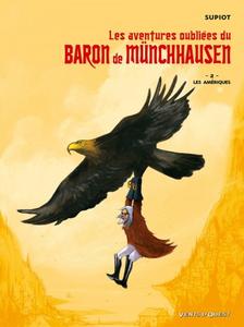Les aventures oubliées du Baron de Münchhausen - 02 Tomes