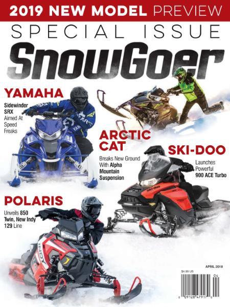 SnowGoer - April 2018