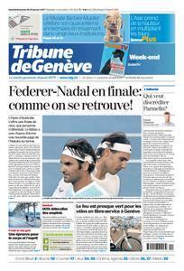 Tribune de Genève du 28 Janvier 2017
