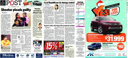 The Guam Daily Post – December 07, 2018