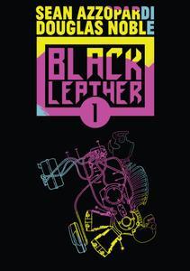 Black Leather 001 2019 Digital DrDoom