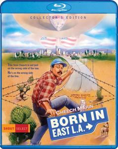 Born in East L.A. (1987) + Extras [w/Commentary]