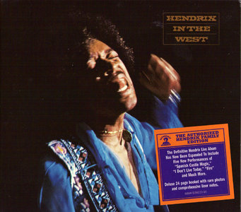 Jimi Hendrix - Hendrix In The West (1972) Remastered Reissue 2011 [Re-Up]