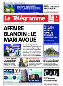 Le Télégramme Ouest Cornouaille – 21 mars 2021