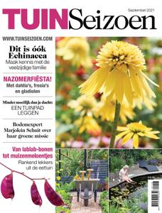 Tuinseizoen – augustus 2021