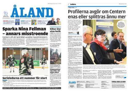 Ålandstidningen – 08 januari 2018