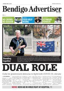 Bendigo Advertiser - April 27, 2020