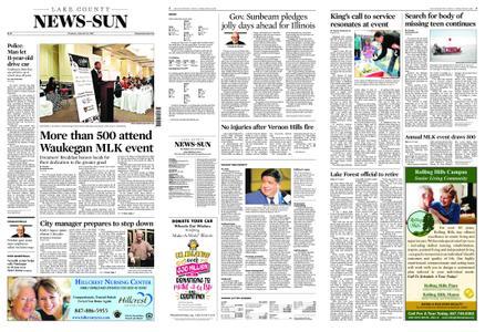 Lake County News-Sun – January 22, 2019