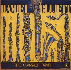 Hamiet Bluiett - The Clarinet Family (1984) {Black Saint 120 097-2 rel 1987}