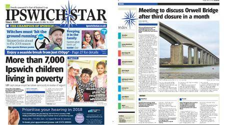 Ipswich Star – January 25, 2018