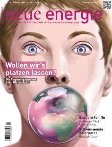 Neue Energie - Oktober 2019