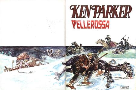 Ken Parker - Volume 26 - Pellerossa