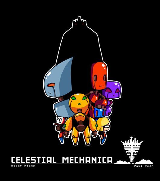 Celestial Mechanica 1.20 (Mac Os X)