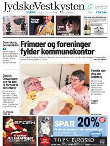 JydskeVestkysten Varde – 16. november 2018
