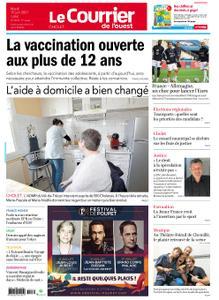 Le Courrier de l'Ouest Cholet – 15 juin 2021