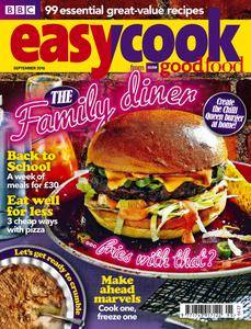 BBC Easy Cook UK - September 2016