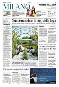 Corriere della Sera Milano - 3 Giugno 2018