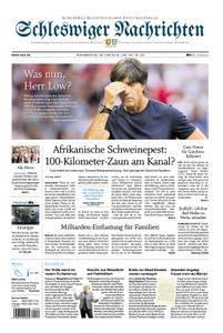 Schleswiger Nachrichten - 28. Juni 2018