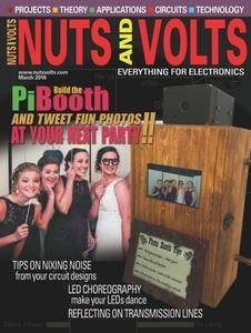 Nuts and Volts - March 2016