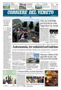 Corriere del Veneto Vicenza e Bassano – 02 giugno 2019