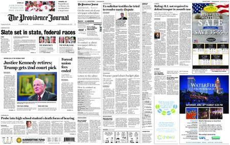 The Providence Journal – June 28, 2018