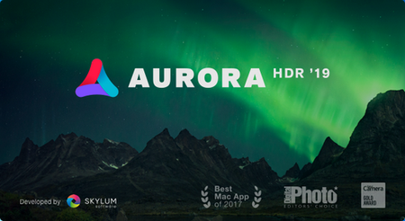 Aurora HDR 2019 v1.0.0.2549 Multilingual