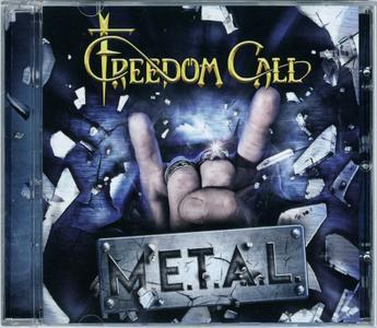 Freedom Call - M.E.T.A.L. (2019)