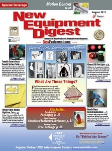 New Equipment Digest - August 2011