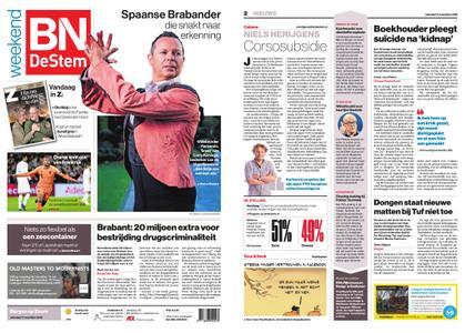 BN DeStem - Bergen op Zoom – 17 november 2018