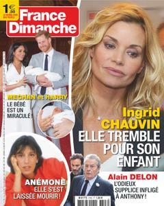 France Dimanche - 10 mai 2019