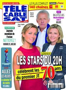 Télécâble Sat Hebdo - 03 juin 2019