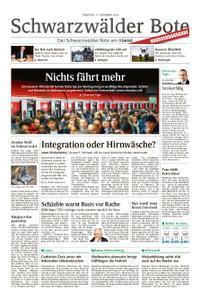 Schwarzwälder Bote Hechingen - 11. Dezember 2018