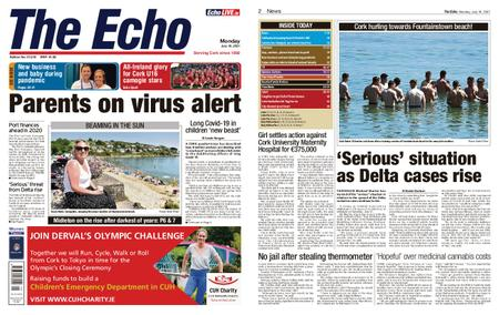 Evening Echo – July 19, 2021