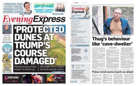 Evening Express – June 28, 2019