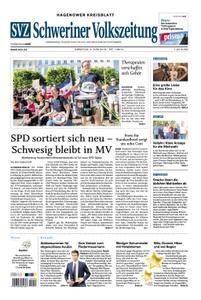 Schweriner Volkszeitung Hagenower Kreisblatt - 04. Juni 2019