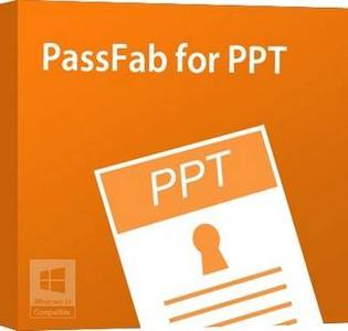 PassFab for PPT 8.4.0.6 Multilingual