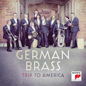 German Brass - Trip to America (2019) [Official Digital Download 24/48]
