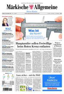 Märkische Allgemeine Dosse Kurier - 10. November 2017