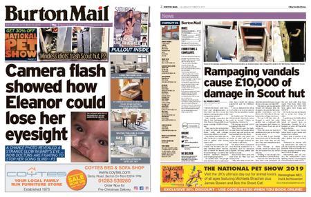 Burton Mail – October 19, 2019